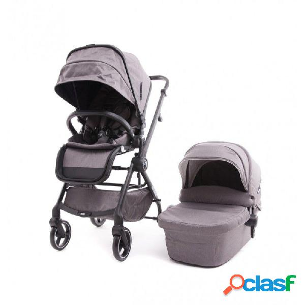 Baby monsters - coche duo marla baby monsters texas chasis negro