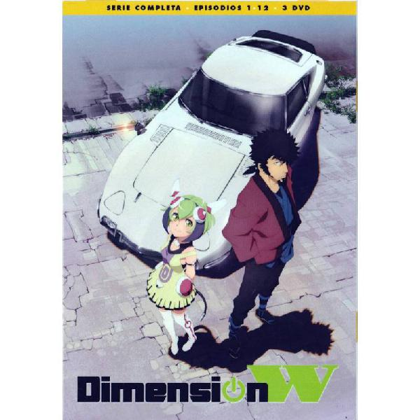 Dimension w - temporada 1