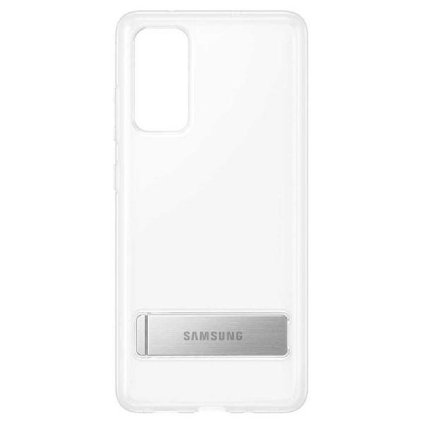 Samsung clear st cover s20fe