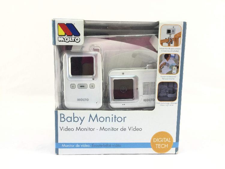 Baby monitor molto monitor de video