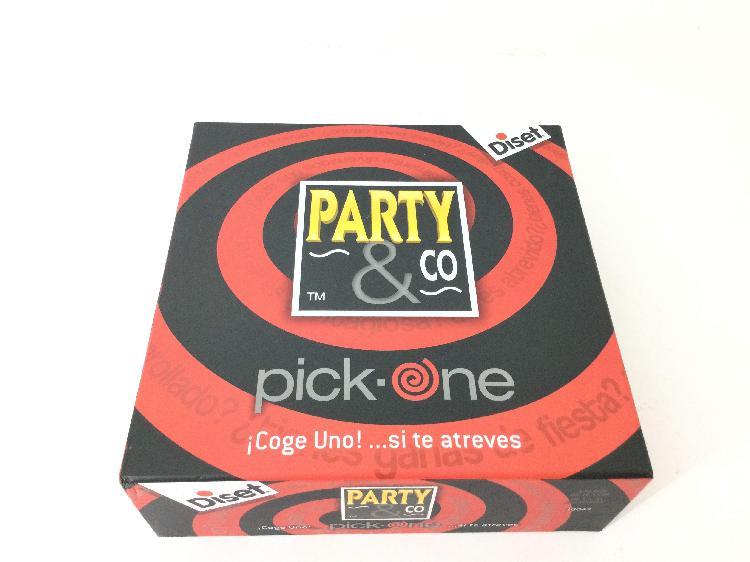 Juegos de mesa diset party & co - pick-one