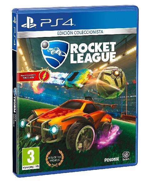 Rocket league: edicion coleccionista ps4