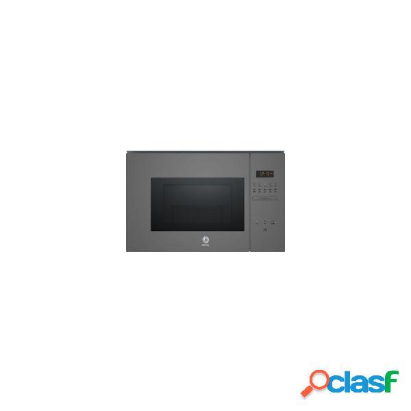 Microondas integrable - balay 3cg5175a0 gris antracita