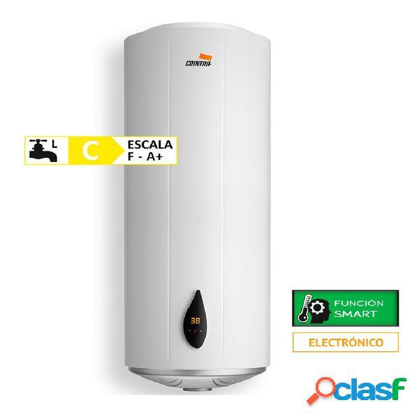 Termo eléctrico - cointra tdf plus 150 vertical 132 litros eficiencia c blanco