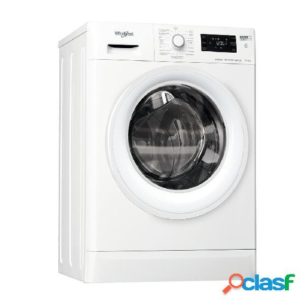 Lavasecadora Libre Instalación - Whirlpool FWDG 861483 WV SPT N 8/6Kg 1400rpm Eficiencia A Blanco