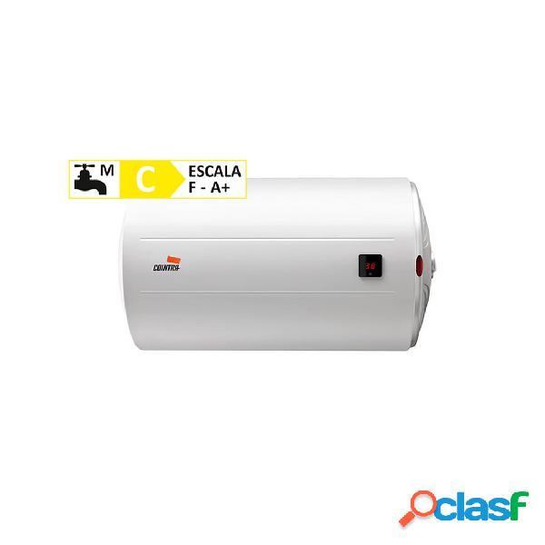Termo eléctrico - cointra tbl plus 80h horizontal 80 litros eficiencia c blanco