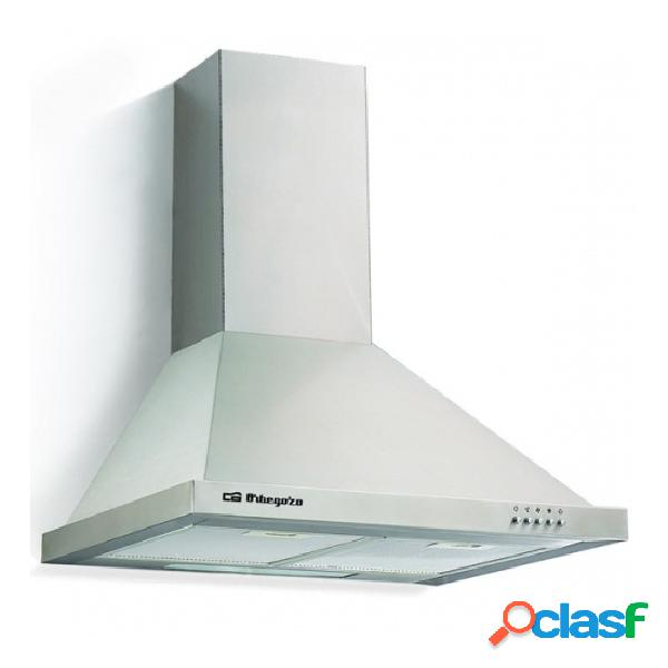 Campana decorativa - orbegozo ds48160bin eficiencia b acero inoxidable piramidal