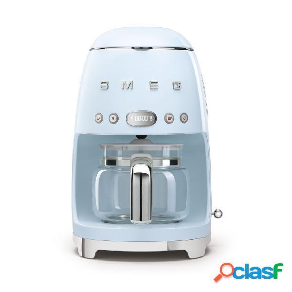 Cafetera Goteo - Smeg DCF02PBEU Azul