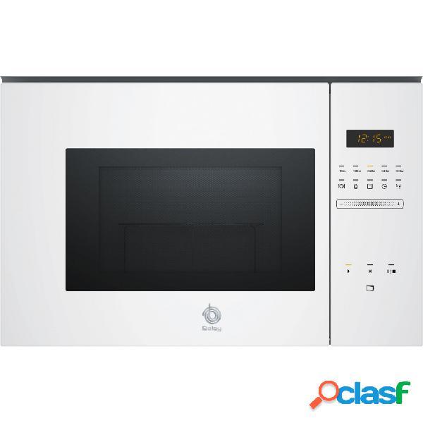 Microondas integrable - balay 3cg5172b0 blanco