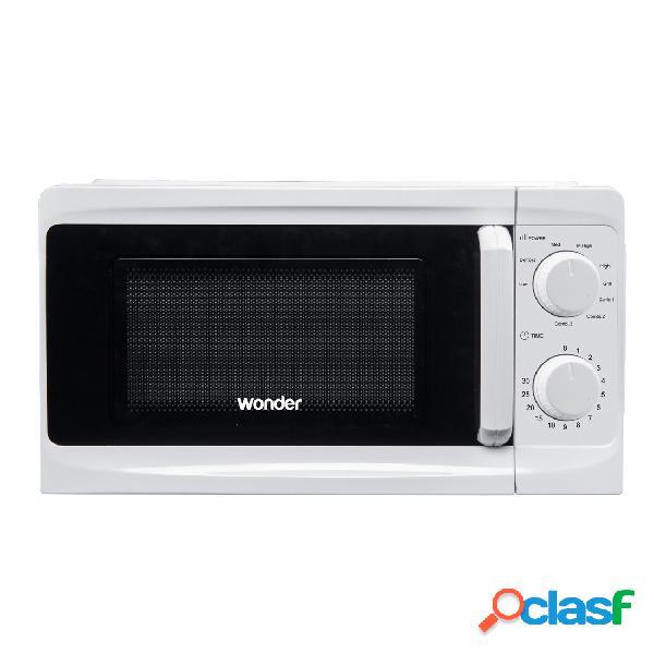 Microondas libre instalación - wonder wdmw13700g blanco