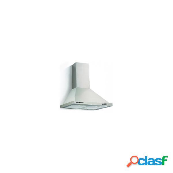 Campana decorativa - orbegozo ds59160in eficiencia d acero inoxidable piramidal