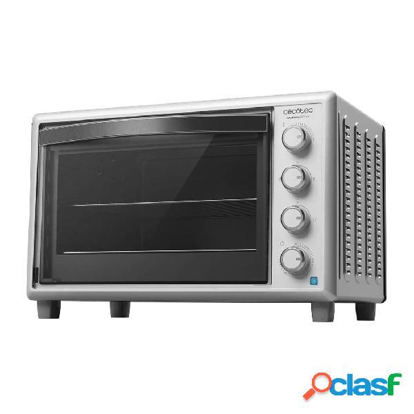 Horno sobremesa - cecotec bake&toast 890 gyro 2200w 60 litros blanco
