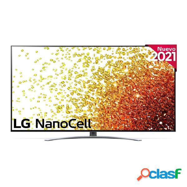 Tv led - lg 86nano916pa 75 pulgadas full array 4k ia nanocell