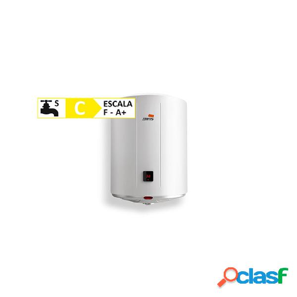 Termo eléctrico - cointra tbl plus 30s vertical 30 litros eficiencia c blanco