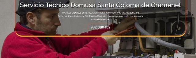 Servicio técnico domusa santa coloma de gramenet 934 242