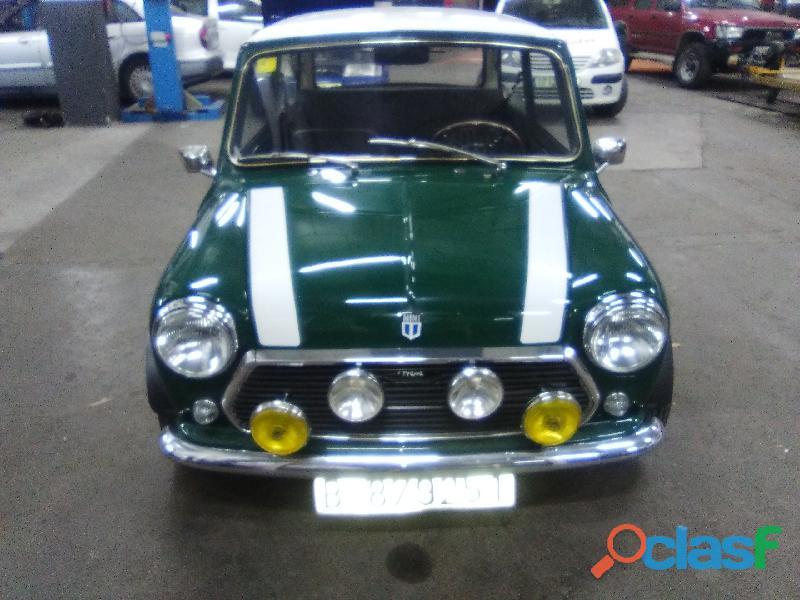 mini 1275 GT restaurado por completo