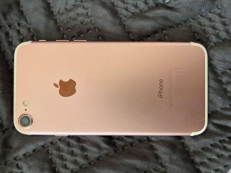 Iphone 7 rosa oro 32 gb