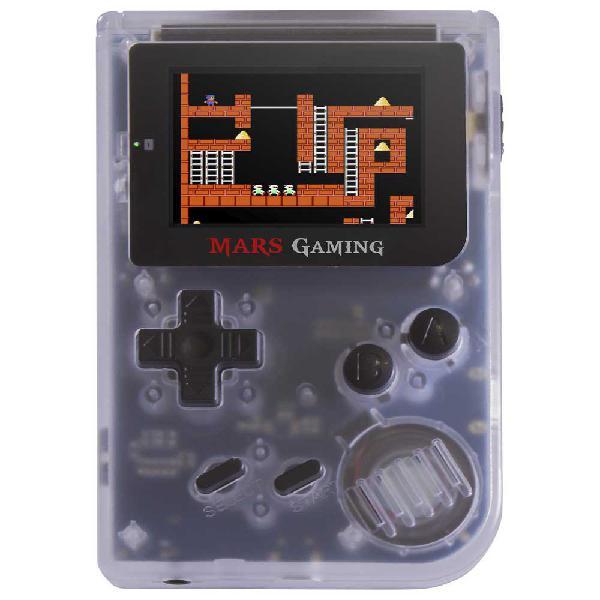 Mars gaming consola retro portátil mrb