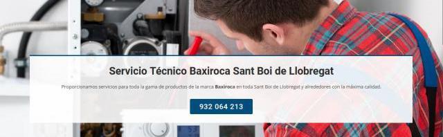 Servicio técnico baxiroca sant boi de llobregat 934 242 687