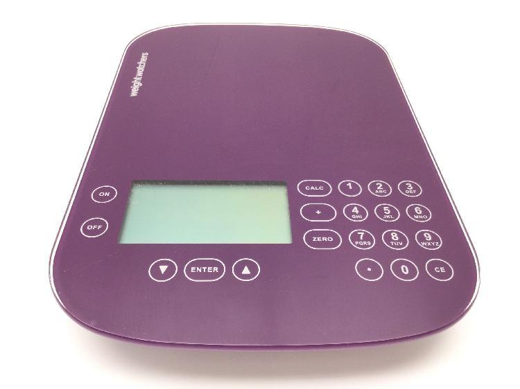 Balanza cocina smart weight watcher