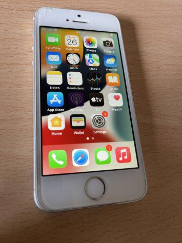 Iphone se plata 64 gb libre