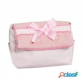 Bolso caricias rosa