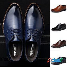 Zapatos de hombre zapatos de negocios zapatos de hombre grandes zapatos casuales