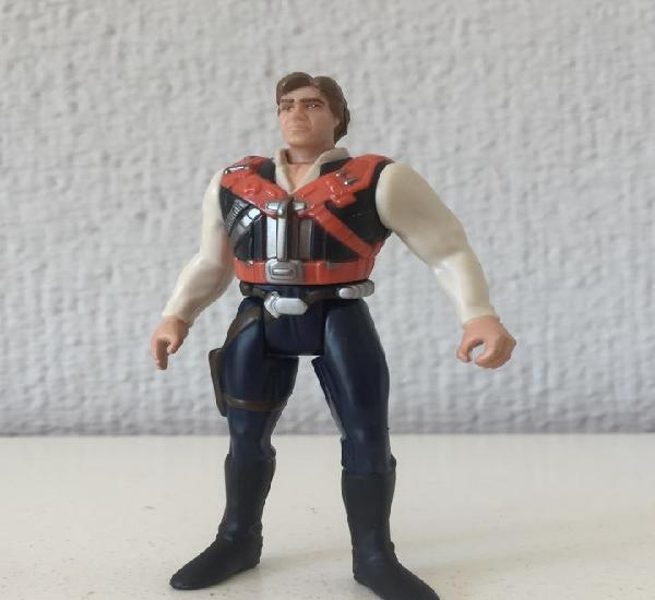 Han solo from smuggler flight pack - star wars - the power
