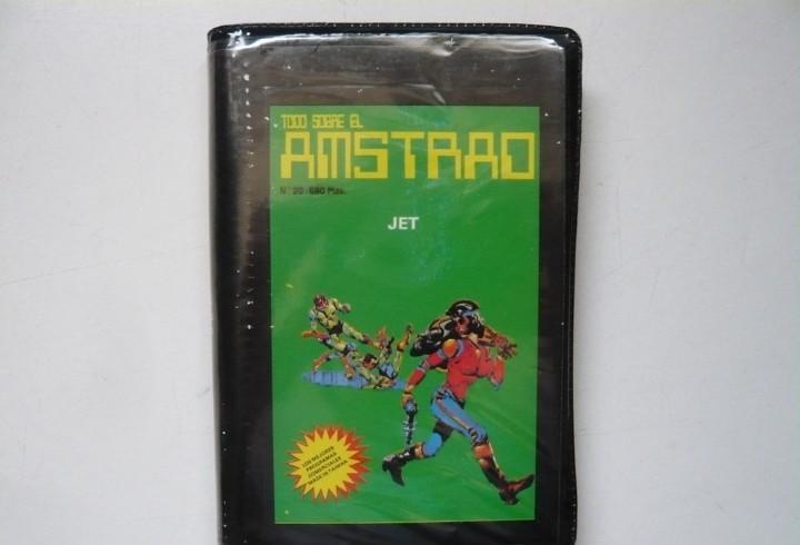 Jet - todo sobre el amstrad / jewel case / amstrad cpc 464 /