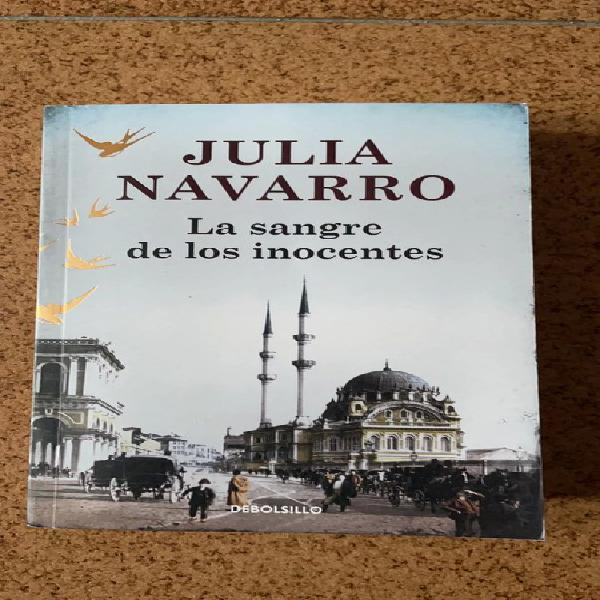 Julia navarro la sangre de loa inocentes