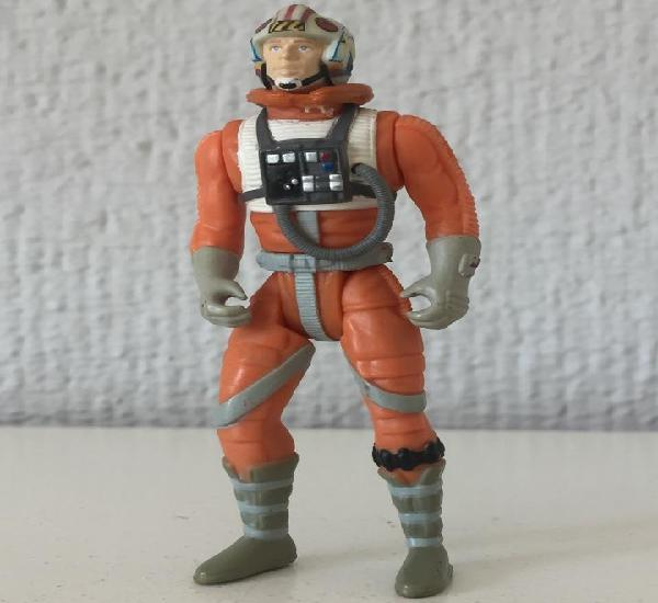 Luke skywalker from luke skywalker's snowspeeder- star wars