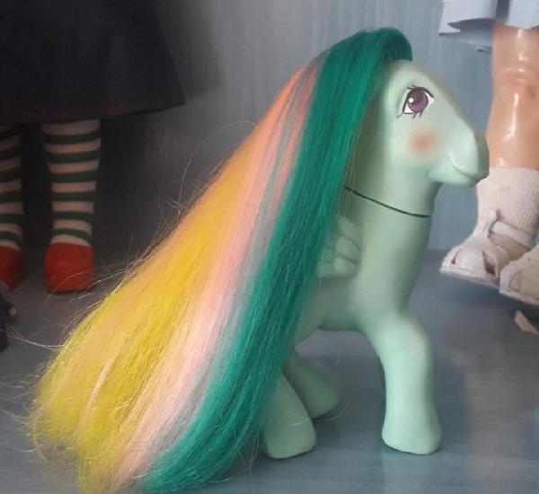 Mi pequeño pony - my little pony alado pegaso belleza