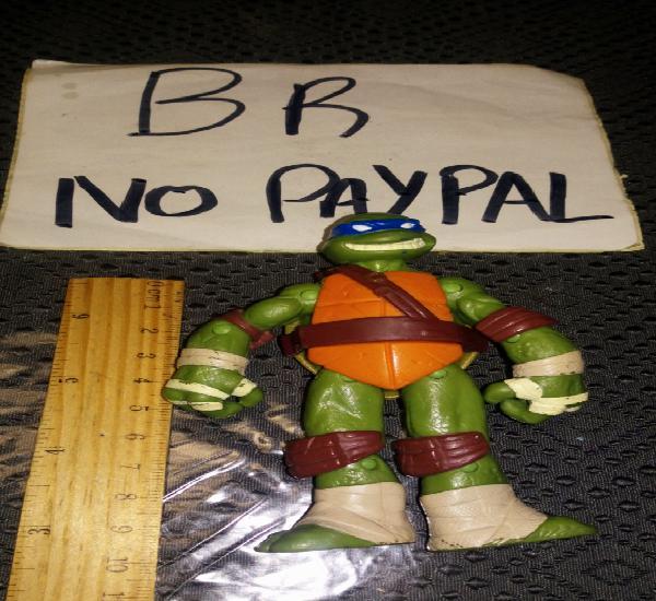 Tortuga ninja articulada víacon figura muñeco se envía lo
