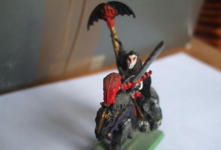 Warhammer fantasy (oldhammer): mannfred von carstein