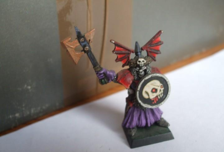Warhammer fantasy (oldhammer): tumulario clasico plomo