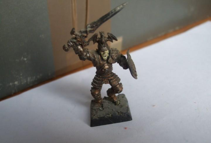 Warhammer fantasy (oldhammer): vampiro dragon sangriento