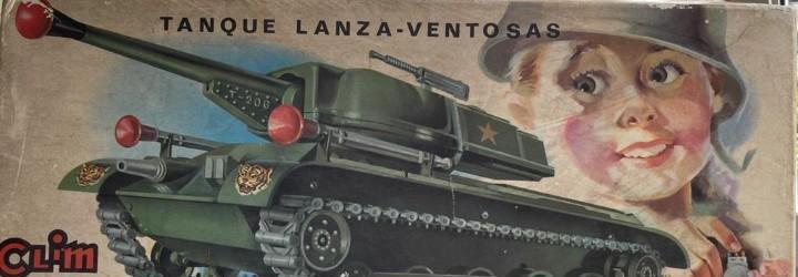 Juguete tanque