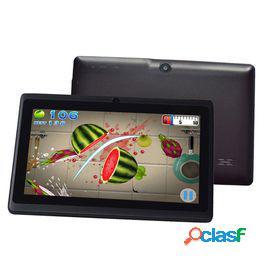 7 pulgadas 8 pantalla táctil tablet pc quadcore cámaras dobles compatibles wifi y (whtie)