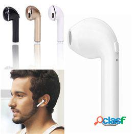 Mini bluetooth 4.1 auriculares estéreo inalámbricos en la oreja deporte al aire libre música auriculares auriculares auriculares individuales con micrófono manos libres para iphone teléfono x