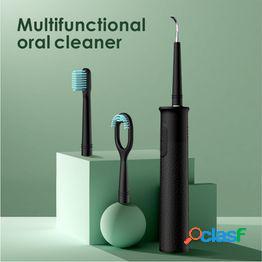 Cepillo de dientes eléctrico cepillo para blanquear los dientes cepillo de dientes herramienta de cuidado bucal juego 3 en 1