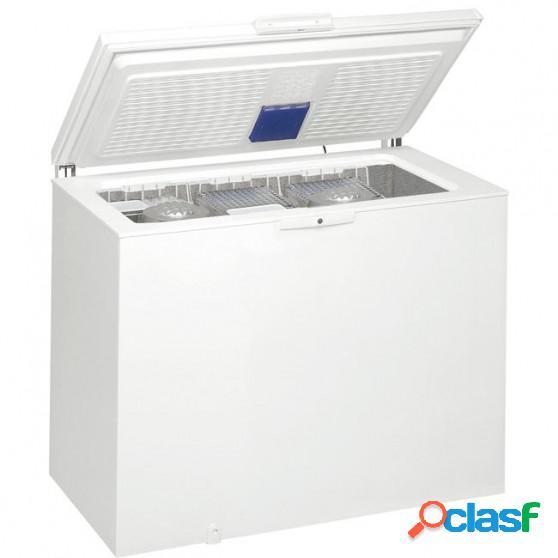Congelador Arcón WHIRLPOOL WHE3133 311L 120cm