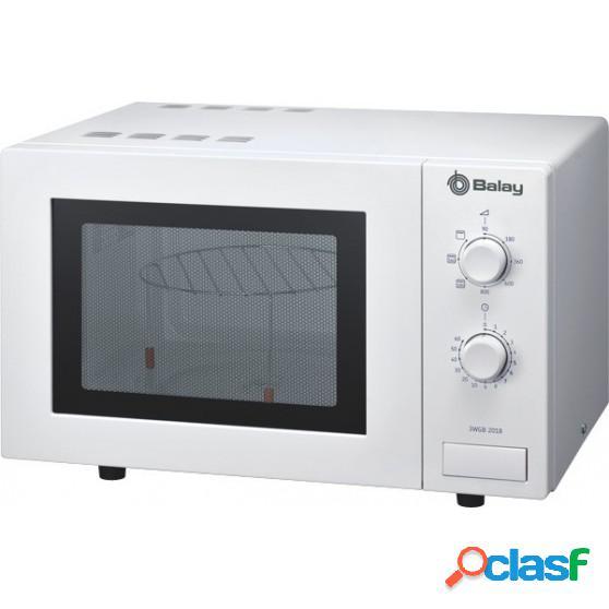 Microondas balay 3wgb2018 blanco 18l