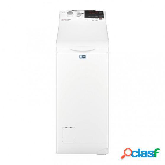 Lavadora carga superior aeg l6tbg721 blanco 7kg