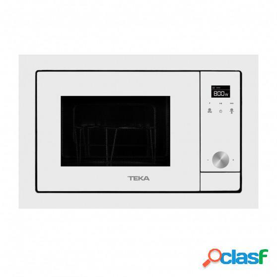 Microondas Integrable TEKA ML 8200 BIS Cristal Bco