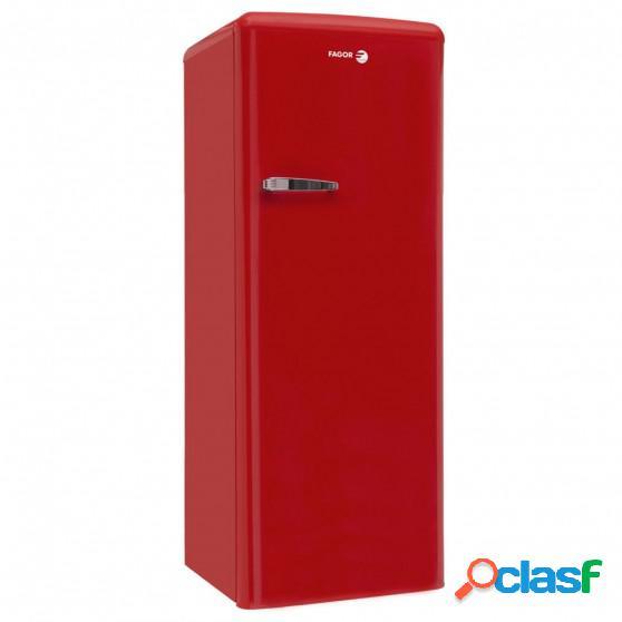 Conservador fagor 3flv-1455r 1.44m retro rojo