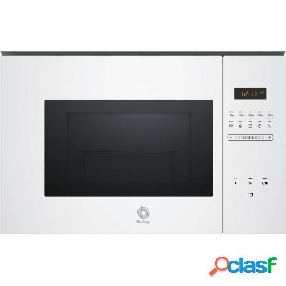 Microondas integrable balay 3cg5172b0 blanco grill