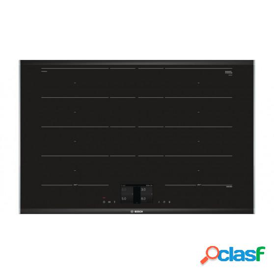 Placa inducción bosch pxy875kw1e 80cm 2f flex
