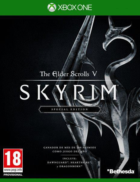 Skyrim special edition xboxone