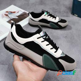 Zapatos de hombre 2021 nueva tendencia verano transpirable calzado deportivo casual running wild net red sección delgada gump zapatos de marea
