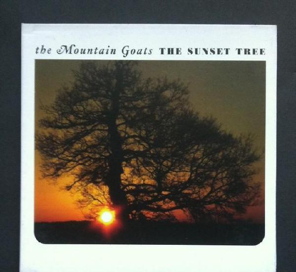 Mountain goats - the sunset tree - cd uk digipak 2005 - 4ad